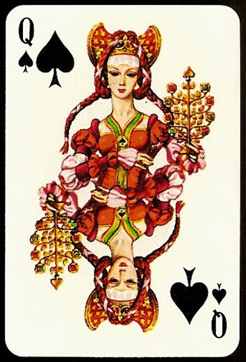 Trionfi Cards: D02292